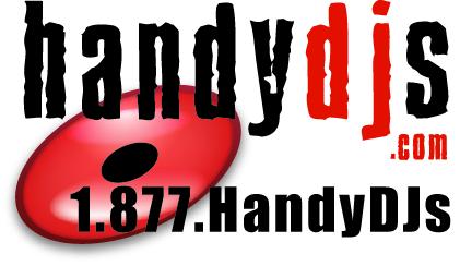 HandyDJs.com Logo